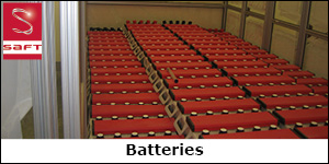 Saft Batteries