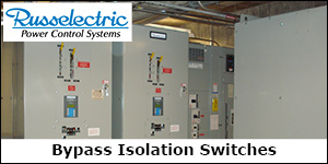 Russelectric Bypass Isolation Switches